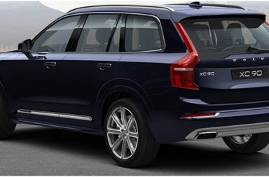 luxury SUV from Volvo